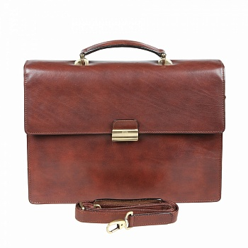 Портфель 8740 milano brown коричневый